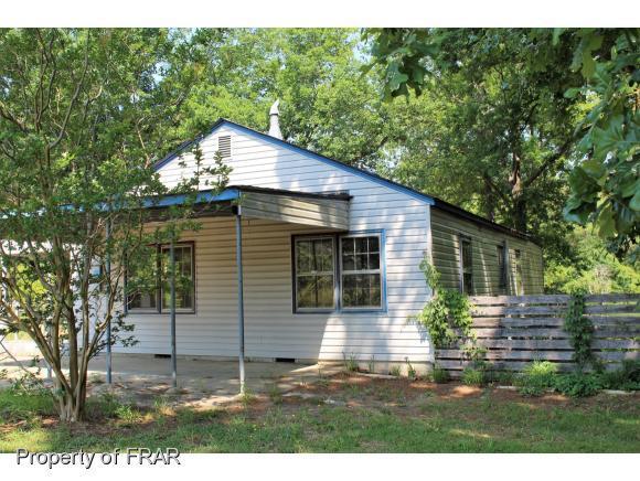 641 Johnson St, Fayetteville, NC 28303 (MLS #549629) :: Weichert Realtors, On-Site Associates