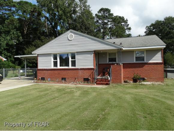311 Durant Drive, Fayetteville, NC 28304 (MLS #549641) :: Weichert Realtors, On-Site Associates