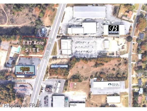 2328 Hope Mills Rd, Fayetteville, NC 28306 (MLS #549716) :: Weichert Realtors, On-Site Associates