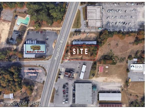 2411 Hope Mills Rd, Fayetteville, NC 28306 (MLS #549724) :: Weichert Realtors, On-Site Associates