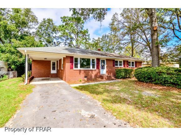 3706 Sandra Dr, Fayetteville, NC 28304 (MLS #549745) :: Weichert Realtors, On-Site Associates