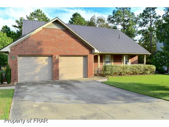 3021 Bolla Dr, Fayetteville, NC 28306 (MLS #549822) :: The Rockel Group