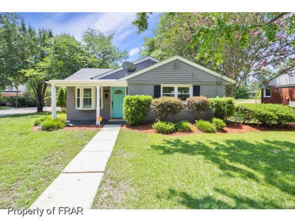 1811 Sunnyside Cir, Fayetteville, NC 28305 (MLS #550100) :: Weichert Realtors, On-Site Associates