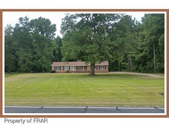 2911 James Dail Rd, Eastover, NC 28312 (MLS #550169) :: Weichert Realtors, On-Site Associates