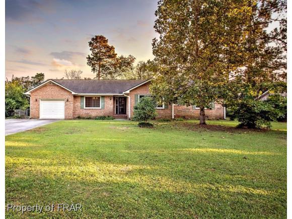 426 Hallmark Road, Fayetteville, NC 28303 (MLS #550200) :: Weichert Realtors, On-Site Associates
