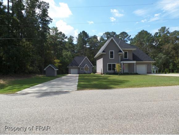 216 Riverdell Dr, Fayetteville, NC 28311 (MLS #550205) :: Weichert Realtors, On-Site Associates