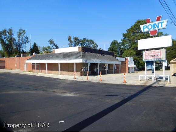 501 Murchison Road, Fayetteville, NC 28311 (MLS #550208) :: Weichert Realtors, On-Site Associates