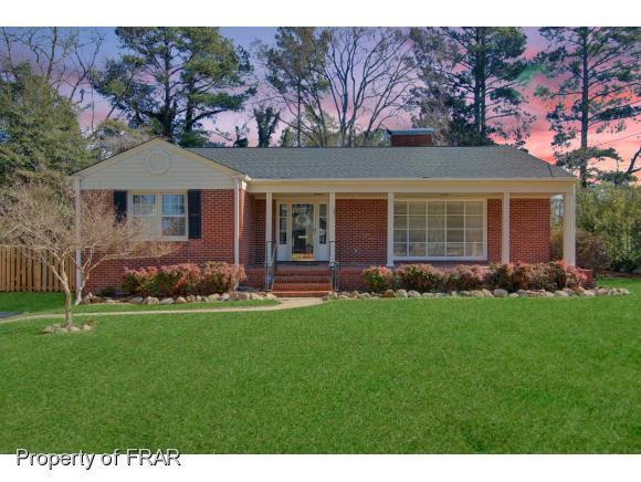 604 Forest Road, Fayetteville, NC 28305 (MLS #550281) :: Weichert Realtors, On-Site Associates