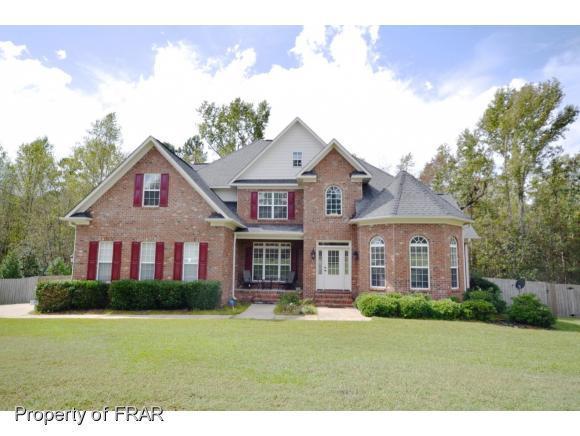 7116 Holmfield Road, Fayetteville, NC 28306 (MLS #550329) :: The Rockel Group