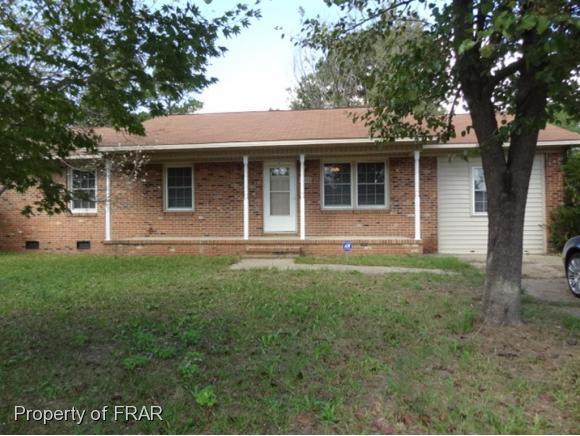 7004 Bronwyn St, Fayetteville, NC 28314 (MLS #550352) :: Weichert Realtors, On-Site Associates