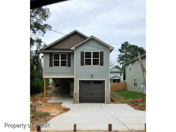 916 W Rowan St, Fayetteville, NC 28301 (MLS #550383) :: Weichert Realtors, On-Site Associates