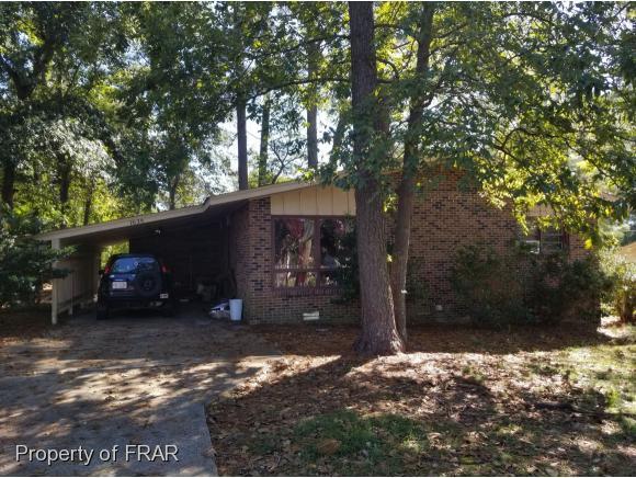 7639 Fletcher Ave, Fayetteville, NC 28303 (MLS #550465) :: Weichert Realtors, On-Site Associates