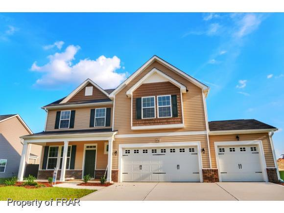 4711 Ritson Lane, Fayetteville, NC 28306 (MLS #550509) :: The Rockel Group