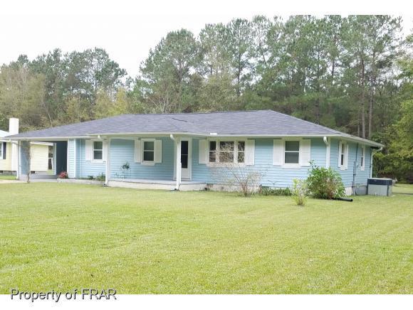 178 Forte Road, Stedman, NC 28391 (MLS #550608) :: Weichert Realtors, On-Site Associates