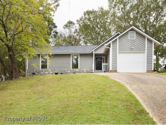 5813 Waters Edge Drive, Fayetteville, NC 28314 (MLS #550617) :: Weichert Realtors, On-Site Associates