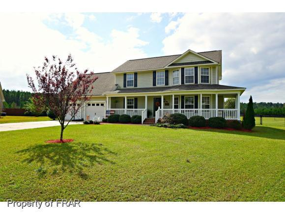 7024 Pope Cashwell Court, Hope Mills, NC 28348 (MLS #550635) :: The Rockel Group
