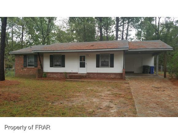 2243 Delta Dr, Fayetteville, NC 28304 (MLS #550675) :: The Rockel Group