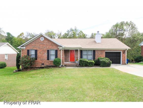 5026 Summer Ridge Rd, Fayetteville, NC 28303 (MLS #550718) :: The Rockel Group