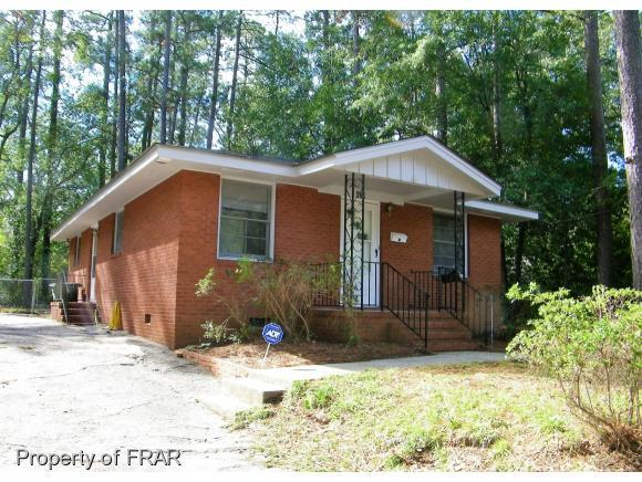 829 W. Rowan Street, Fayetteville, NC 28301 (MLS #550719) :: Weichert Realtors, On-Site Associates