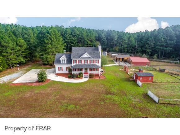 1820 Emerson Cook Road, Pittsboro, NC 27312 (MLS #550725) :: The Rockel Group