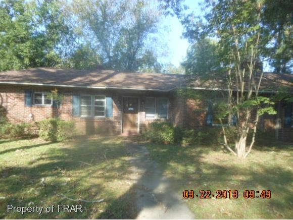2601 N Mcmillan Ave, Lumberton, NC 28358 (MLS #550755) :: The Rockel Group