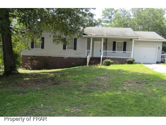 403 Lotus Dr, Fayetteville, NC 28303 (MLS #550764) :: The Rockel Group