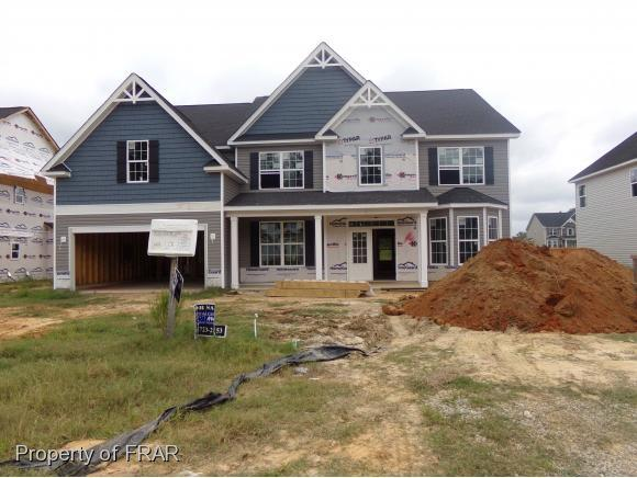 2131 Mannington Dr, Fayetteville, NC 28306 (MLS #550788) :: The Rockel Group