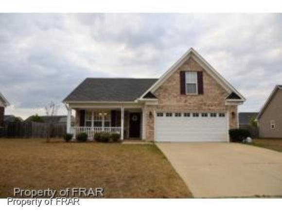 8236 Frenchorn Lane, Fayetteville, NC 28314 (MLS #550810) :: The Rockel Group