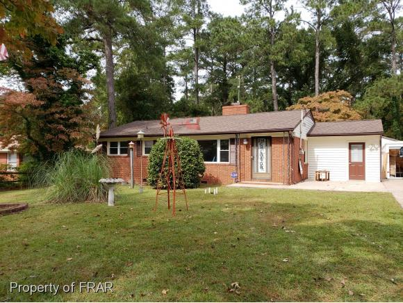 214 Chloe Drive, Fayetteville, NC 28301 (MLS #550941) :: Weichert Realtors, On-Site Associates