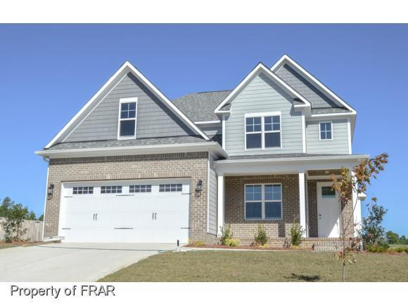 514 Coxwold Pl, Fayetteville, NC 28311 (MLS #551086) :: Weichert Realtors, On-Site Associates