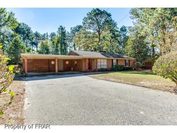 3801 Sandra Drive, Fayetteville, NC 28304 (MLS #551511) :: Weichert Realtors, On-Site Associates