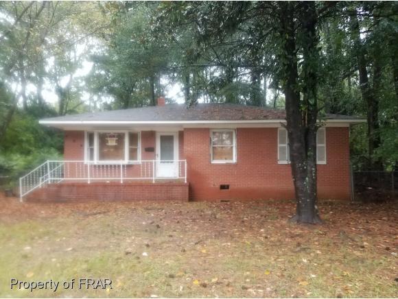 209 Colonial Drive, Fayetteville, NC 28301 (MLS #551564) :: Weichert Realtors, On-Site Associates