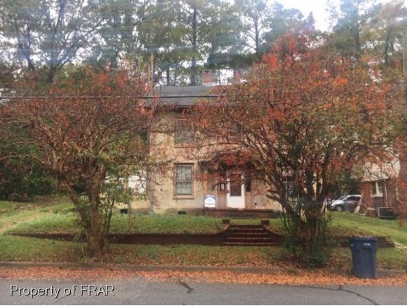 310 Chisholm St, Sanford, NC 27330 (MLS #551683) :: Weichert Realtors, On-Site Associates