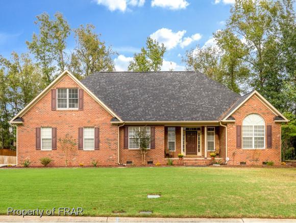 2909 Wycliffe, Fayetteville, NC 28306 (MLS #551780) :: Weichert Realtors, On-Site Associates