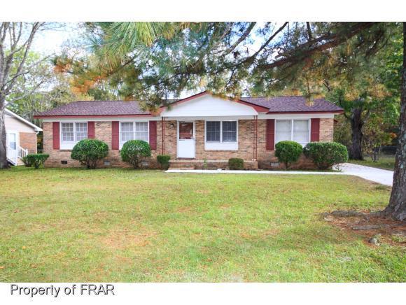 440 Homestead Drive, Fayetteville, NC 28303 (MLS #551795) :: Weichert Realtors, On-Site Associates
