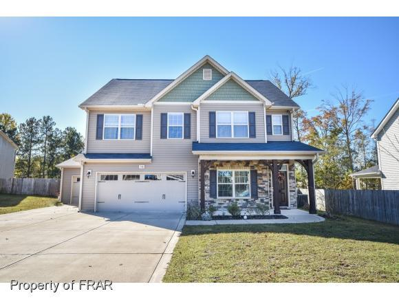 146 Shellbark Dr, Spring Lake, NC 28390 (MLS #551814) :: The Rockel Group
