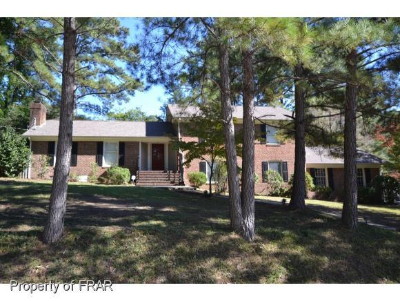 2305 Mirror Lake Drive, Fayetteville, NC 28303 (MLS #551831) :: Weichert Realtors, On-Site Associates