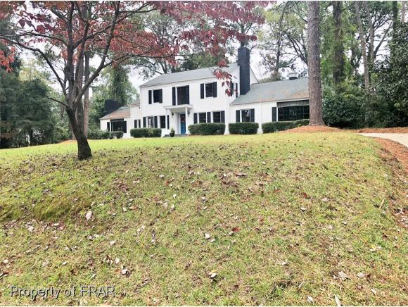 319 Woodcrest Rd, Fayetteville, NC 28305 (MLS #551838) :: Weichert Realtors, On-Site Associates