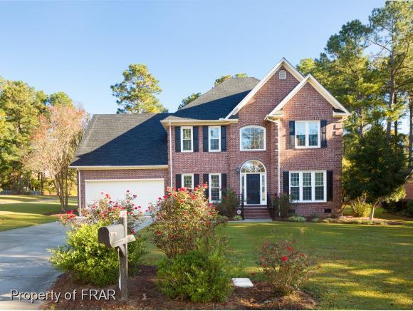 6112 Iverleigh Circle, Fayetteville, NC 28311 (MLS #551840) :: Weichert Realtors, On-Site Associates