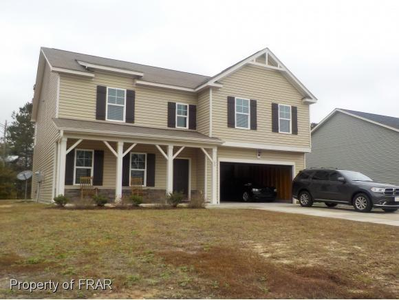 55 Kirkby Smith Circle, Spring Lake, NC 28390 (MLS #551877) :: The Rockel Group