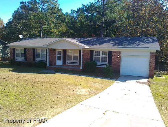 1517 Diamond Road, Fayetteville, NC 28311 (MLS #551898) :: Weichert Realtors, On-Site Associates