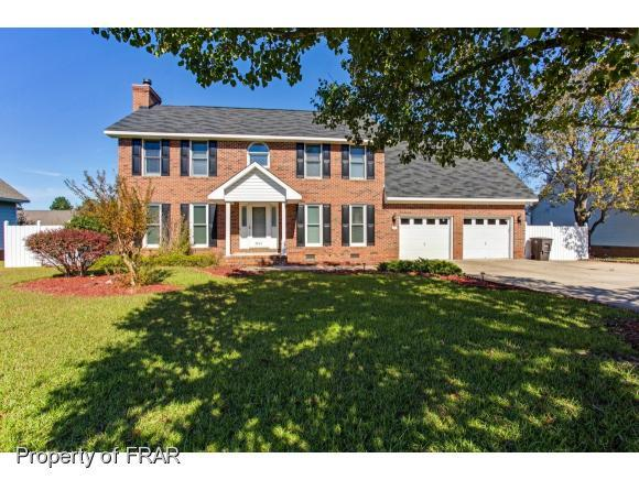 3549 Gables Dr, Fayetteville, NC 28311 (MLS #551916) :: Weichert Realtors, On-Site Associates