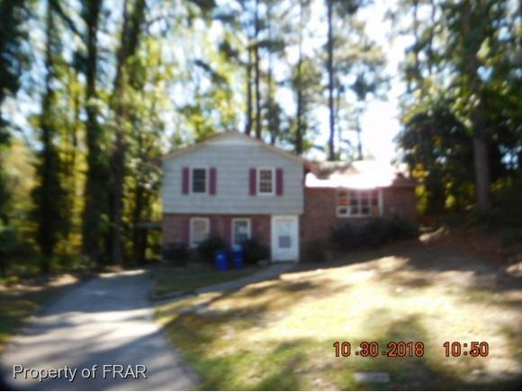 5311 Sandstone Drive, Fayetteville, NC 28311 (MLS #551942) :: Weichert Realtors, On-Site Associates