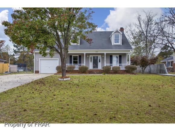 2010 Windlock Drive, Fayetteville, NC 28304 (MLS #551946) :: Weichert Realtors, On-Site Associates