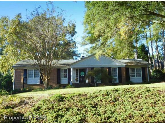 2611 N Edgewater Drive, Fayetteville, NC 28303 (MLS #551953) :: Weichert Realtors, On-Site Associates
