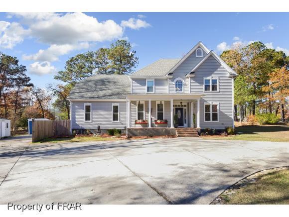 6100 Lochview Drive, Fayetteville, NC 28311 (MLS #551997) :: Weichert Realtors, On-Site Associates