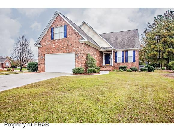 3131 Metthame Drive, Fayetteville, NC 28306 (MLS #552095) :: The Rockel Group
