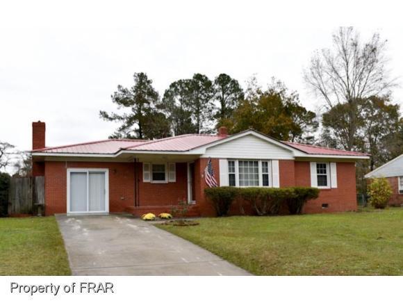 5601 Birch Road, Fayetteville, NC 28304 (MLS #552096) :: Weichert Realtors, On-Site Associates