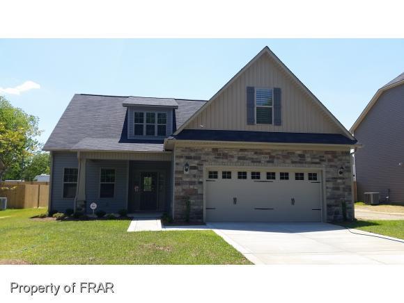 1934 HARRINGTON ROAD, Fayetteville, NC 28306 (MLS #552212) :: Weichert Realtors, On-Site Associates