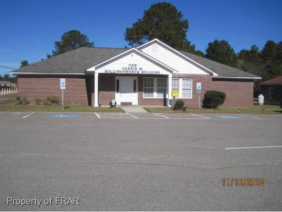 4003 Fayetteville Road, Raeford, NC 28376 (MLS #552214) :: Weichert Realtors, On-Site Associates